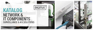 DIGITUS Katalog | Network & IT Components | Surveillance & A/V Solutions