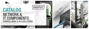DIGITUS Catalog| Network & IT Components | Surveillance & A/V Solutions