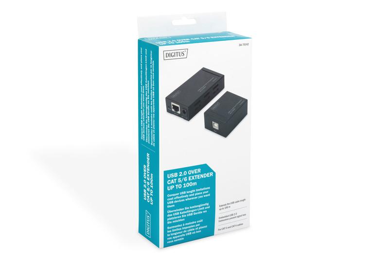 Digitus USB Extender USB 2.0