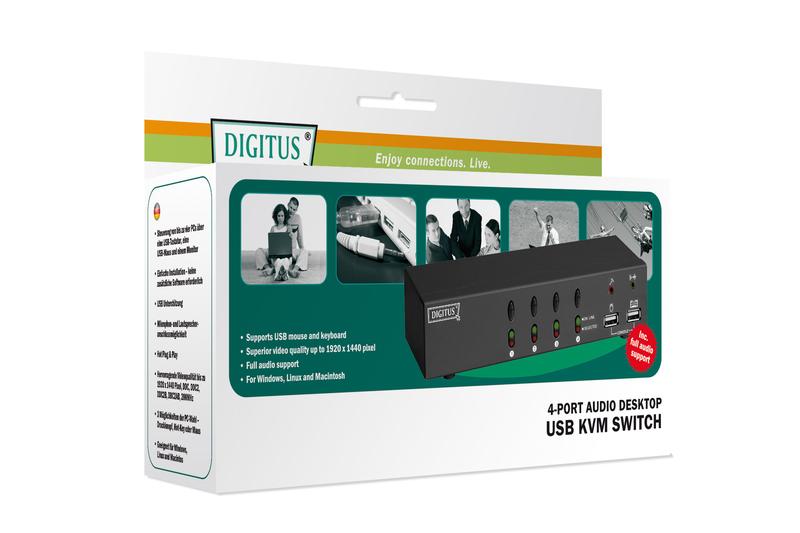 DIGITUS: DIGITUS - Products